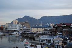 the waterfront, capetown south africa