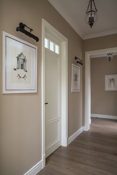 Halle and Halle - - - Hall and hall – – Informations . - Halle and Halle – – – Hall and hall – – Informations About Hall - Painted Interior Doors, Interior Trim, Interior Paint, Interior Decorating, Gray Interior, Hall Interior, Hallway Decorating, Decorating Ideas, Decor Ideas