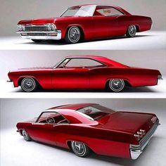 Low Slow on the Go & All the Madness In Between. Custom Muscle Cars, Chevy Muscle Cars, Custom Cars, 1965 Chevy Impala, Chevrolet Impala, 1957 Chevrolet, Chevrolet Trucks, American Classic Cars, Old Classic Cars