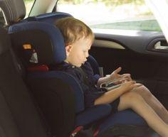 ¿Cómo calmas a tu hijo en un carro? | Blog de BabyCenter