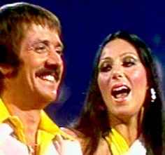 1971 Sonny & Cher Comedy Hour  One of my FAVORITE shows   She was a scamp, a camp, and a bit of a tramp, she was a V-A-M-P vamp!  :)