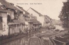 Chinese kamp, Batavia