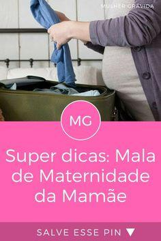 Mala de maternidade mae   Super dicas: Mala de Maternidade da Mamãe