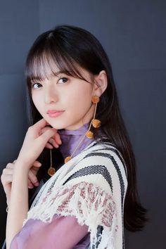 Asian Singles, Beauty Shots, Phan, Crochet Earrings, Idol, Kawaii, Asuka Saito, Collection, Japanese Girl