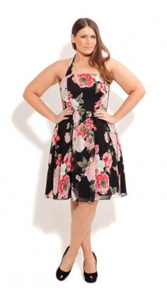 $59 Plus Size Camelia Cate Dress - City Chic - City Chic