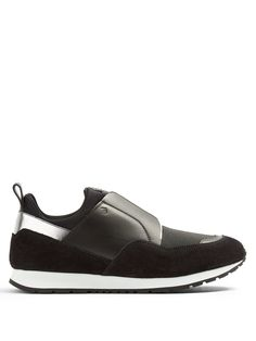 Tod'S Low-top slip-on suede trainers