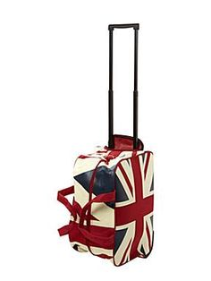 Travel Case - one needs this when one is traveling - from House of Fraser (Harrods)