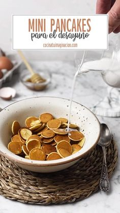 Breakfast Snacks, Sweet Breakfast, Buzzfeed Tasty, Cooking Recipes, Healthy Recipes, Diy Food, Soul Food, Food Videos, Sweet Recipes