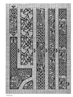Gallery.ru / Фото #63 - Celtic Charted Designs - thabiti. Celtic creatures.
