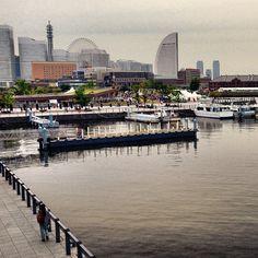 Yokohama Port / 横浜港 - @deepkaoru- #webstagram