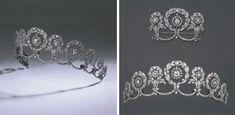AN EXQUISITE BELLE EPOQUE DIAMOND TIARA, BY CARTIER