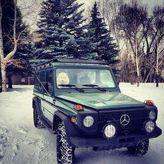 1980 #Mercedes 300GD LWB #GWagen