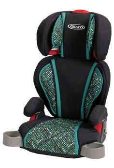 Graco Highback TurboBooster Car Seat, ON SALE TODAY 4/26/2015! $28.99
