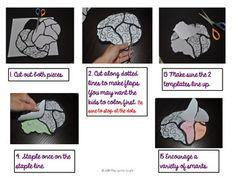 Free downloads: Brain Lift the Flap Craftivity
