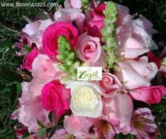 Cancun Florist  Bridal bouquets, centerpieces, church decor, gazebos,.... Events decor for wedding and events in Cancún & Mayan Riviera. Contact us: ventas@floreriazazil.com #cancunflorist #FTDflorist