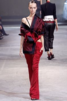 Heider Ackerman 2011SS Fashion