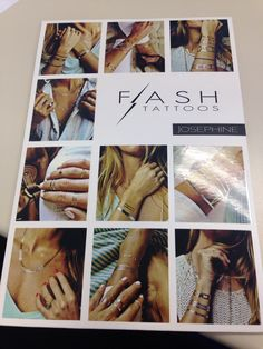 Love my new flash tattoos from flashtat.com