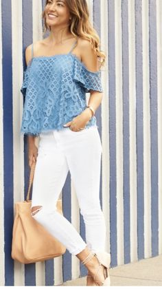 GET YOUR BOX! Try out Stitch Fix. Summer 2018 style trends for your Stitch Fix board. Dear Stitch fix stylist these are fashion trends I would like to see in my next fix! Brunch Outfit, Stitch Fix Outfits, Movie Date Outfits, Outfit Trends, Outfit Ideas, Outfit Posts, Dress Ideas, Stitch Fit, Elegantes Outfit