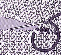 Bien que souvent fastidieux à faire, l'assemblage est une étape importante de la confection d'un tricot. Il ne se réalise pas de la même façon selon le point de tricot employé, la forme de la lisière .. Nous vous présentons ici plusieurs formes d'assemblage... Knitting Club, Knitting Help, Loom Knitting, Knitting Stitches, Beginner Knitting Patterns, Knitting For Beginners, Crochet Patterns, Crochet Instructions, How To Purl Knit