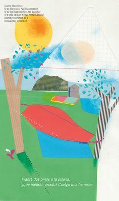 Plantar, Editorial, Illustrations