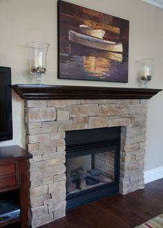 Fireplace - http://www.stonerox.com