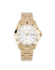 #Seiko orologio da polso uomo Oro  ad Euro 150.00 in #Seiko #Uomo orologi orologi da polso