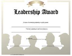 scholarship certificates templates free