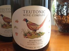I like the charm of this wine label. A fan of anything with radishes as well. Have not yet had a Silvaner from Oregon; intrigued to try it!