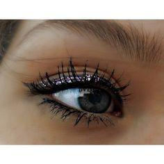 Glitter your eyes