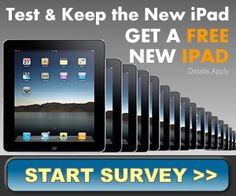 Test and Keep the New iPad!  Get a FREE & New iPAD ! Apple Model, How To Apply, How To Get, Buy Iphone, Looking For People, Free News, Apple Iphone 5, Invite Your Friends, New Ipad