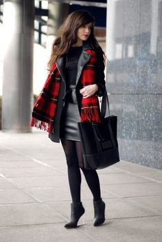 Love this outfit for fall & winter!