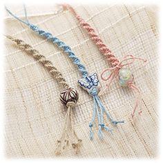Easy Key chain for kids ~ make handmade - handmade - handicraft