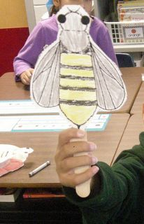 I like this science activity for teaching plants & pollination.