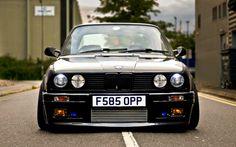 More Vintage! Sweet E30 BMW