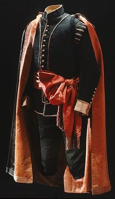 """""""National uniform"""" of Sweden Love all the piping. """"National uniform"""" of Sweden Love all the piping. Historical Costume, Historical Clothing, Mode Baroque, 18th Century Fashion, Fantasy Costumes, Character Outfits, Military Fashion, Costume Design, Ideias Fashion"""