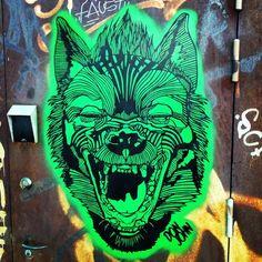 Don John is an artist from Copenhagen, Denmark. Don John, Old School Fashion, Wild Wolf, Concrete Jungle, Community Art, Public Art, Vector Art, Street Photography, Art Pieces