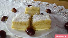 Ciasto Rafaello na herbatnikach - Swiatciast.pl