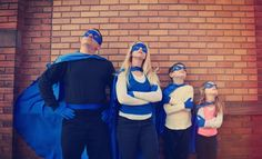 Family Halloween costumes that win | diy, family, family ideas, fun, halloween, halloween costumes, sewing, trick or treating, Wably.com