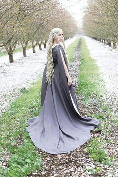 Medieval Fae dress