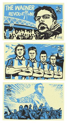 huddersfield town afc by peter o'toole