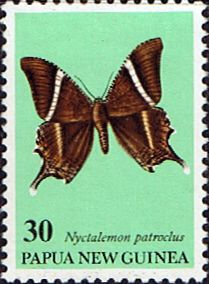 Papua New Guinea 1979 Conservation Moths SG 374 Fine Mint Scott 506 Other European and British Commonwealth Stamps HERE!
