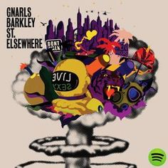 St. Elsewhere, an album by Gnarls Barkley on Spotify
