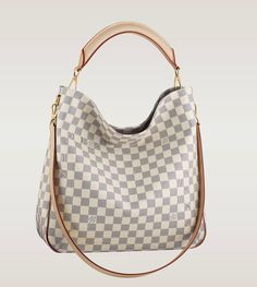 Louis Vuitton Damier Azur Soffi |In LVoe with Louis Vuitton