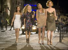 Sex and the city (1998-2004
