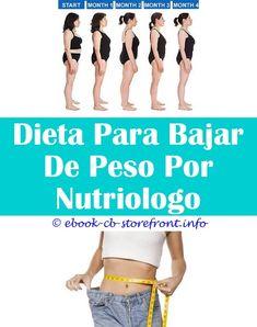 Dieta para perder 8 kilos en 3 meses de embarazo
