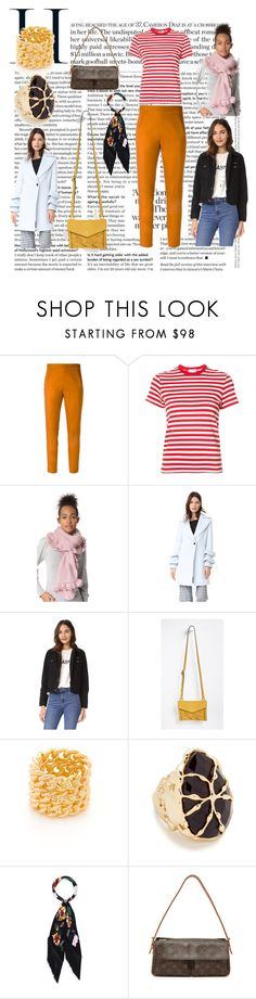 """Poly fashion"" by monica022 ❤ liked on Polyvore featuring Andrea Marques, RE/DONE, Rebecca Minkoff, Club Monaco, Rolla's, Welden, Amber Sceats, Rosantica and Rockins"