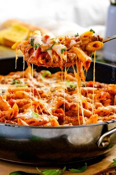 one-skillet-cheesy-penne-1