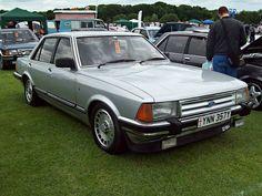 1983 Ford Granada Mk II Ghia 2.8 litre 4-door Saloon