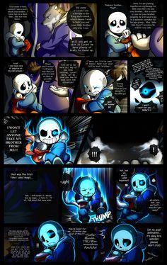 Reminiscence: Undertale Fan Comic Pg. 16 by Smudgeandfrank on DeviantArt
