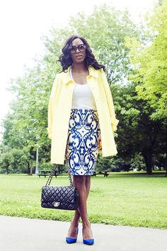 Check out sosasha.com Ann Taylor latest outfit #soglam   http://www.sosasha.com/2013/07/primary-colours-what-im-wearing/